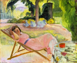 Henri-Lebasque-The-Siesta